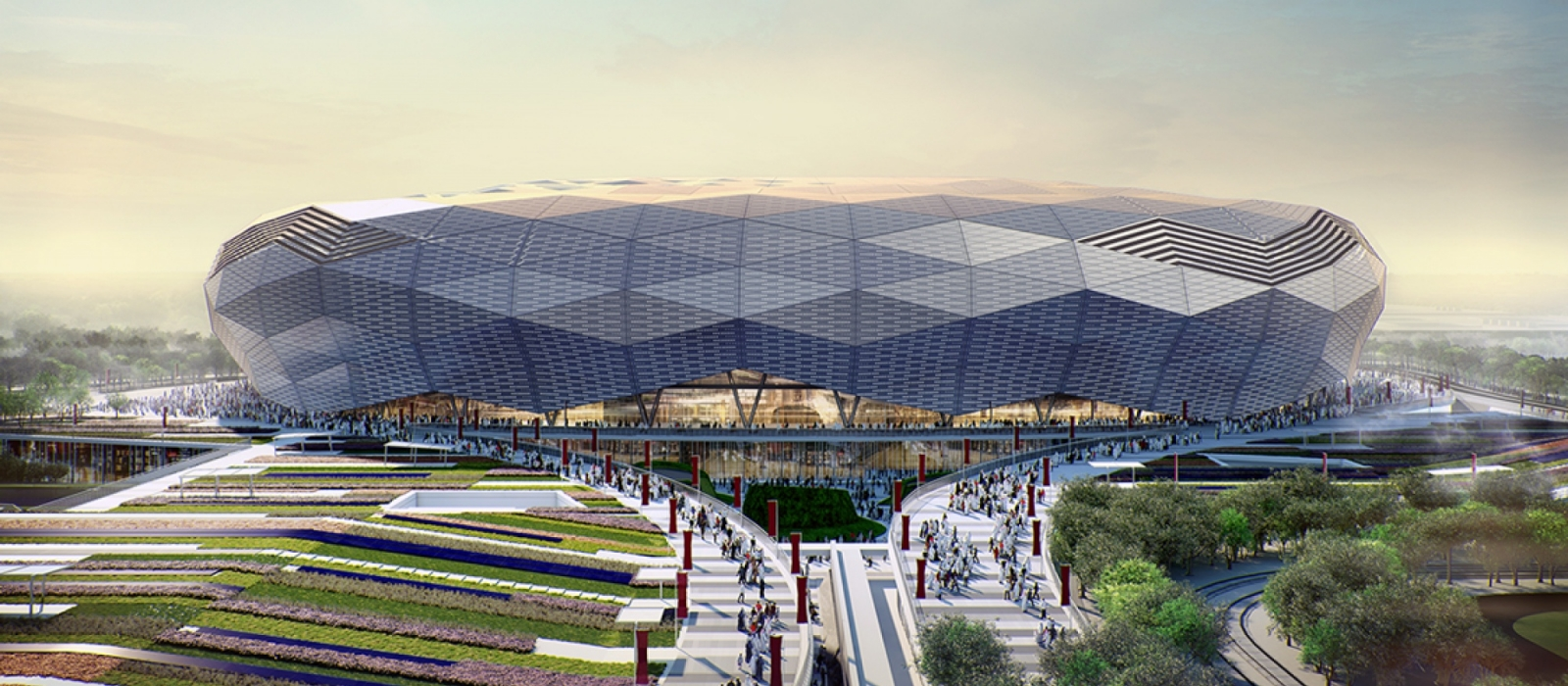 Qatar Foundation Stadium