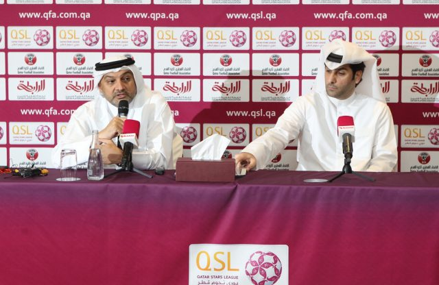 توقيع مذكرة تفاهم بين الرابطة القطرية للاعبين واتحاد الكرة ومؤسسة دوري نجوم قطر