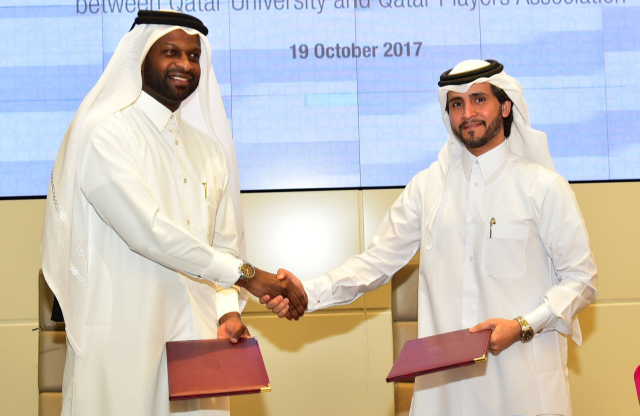 QPA Sponsors QU's Football Teams