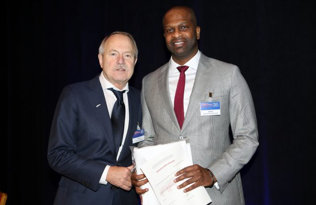 QPA Receives its Membership at FIFPro's Congress